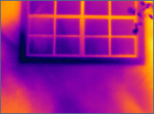 Fig. 9 - Unknown thermal anomaly