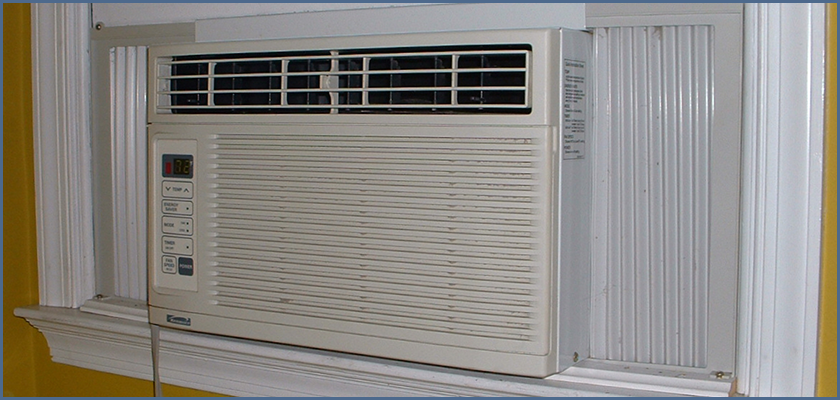 Figure 2 – Packaged Window Air Conditioning Unit