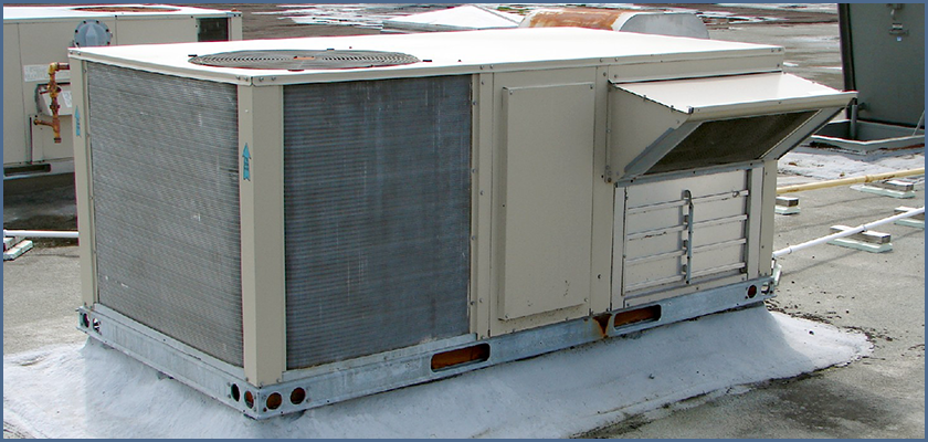 Figure 4 – Rooftop Packaged Unit