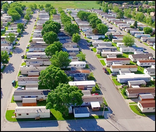 Figure 2 - Mobile Home Community